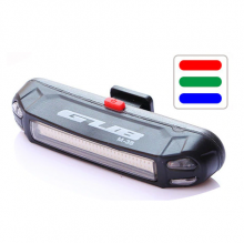 Габарит GUB M38-C аккумуляторный 6 режимов, 30 LED (3 цвета)