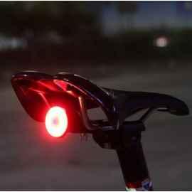 Габарит для велосипеда HJ037 4 SMD LED, 150LM, 630mAh