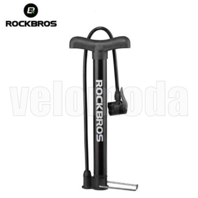 Велосипедный насос со шлангом, алюминиевый RockBros 5930