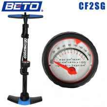 Велонасос с манометром Beto CF2 напольный