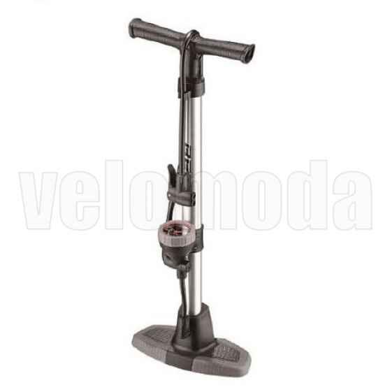 Насос велосипедный напольный Beto CMP-114ACG1 с манометром 160 Psi