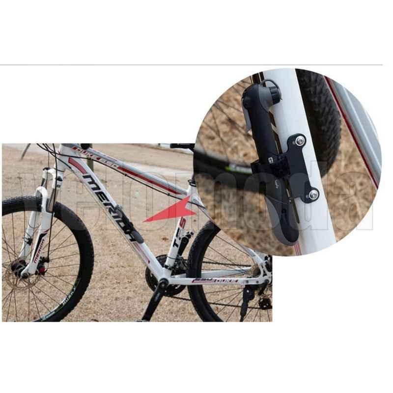 Велосипедный насос GIYO GP 41S, авто/вело ниппель Max 120 Psi