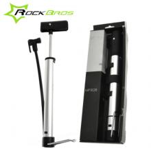 Велосипедный насос со шлангом, алюминиевый RockBros MP3128