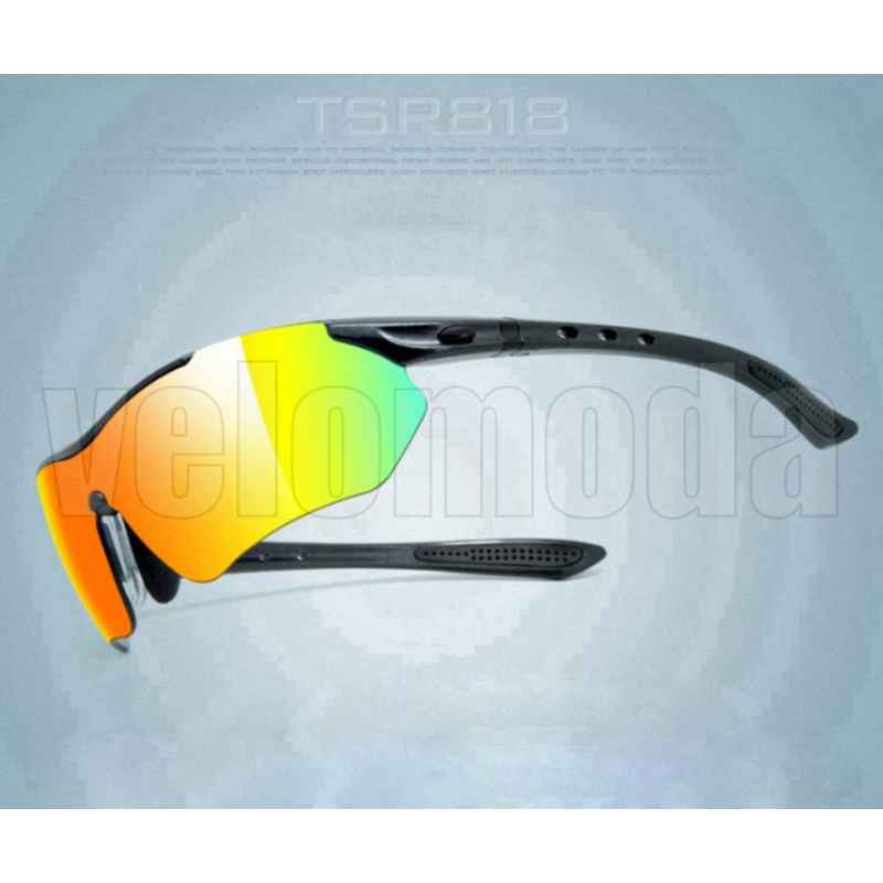 Очки велосипедные Topeak Sports TSR818 с диоптриями (черные)