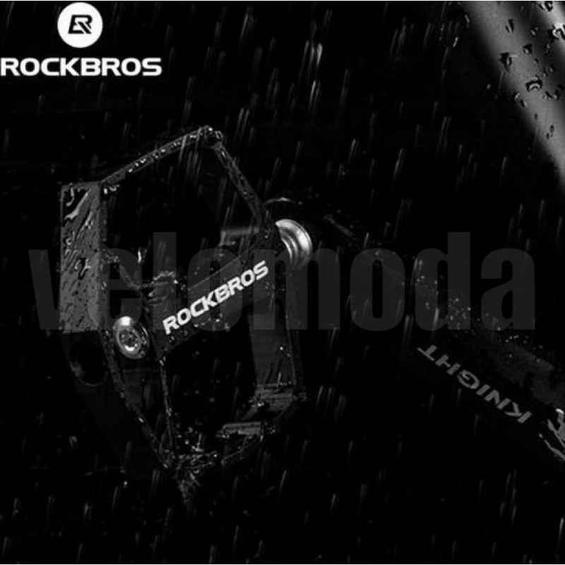 Педали для велосипеда Rockbros 2017-12D (Серый)