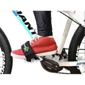 Педали для велосипеда Rockbros 2010-12S (Черный-серебро)