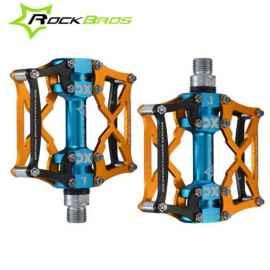 Педали для велосипеда Rockbros 2017-12D (Красный)