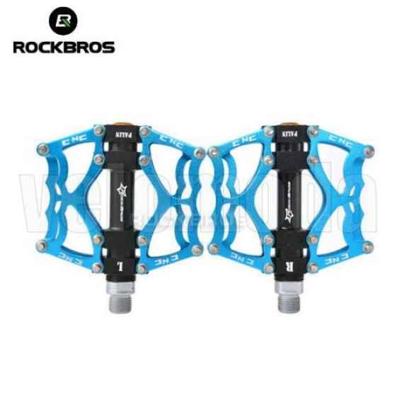 Педали для велосипеда Rockbros 2010-12L (Синий )