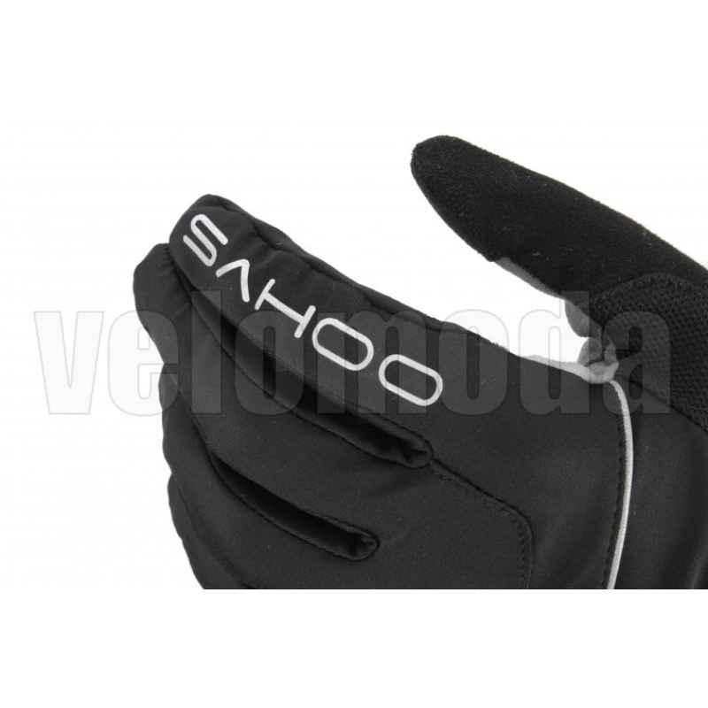 Универсальные перчатки Sahoo Тигровая акула (Черные)