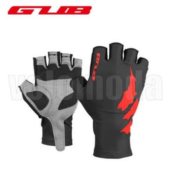Велоперчатки GUB 030 L  дышащие, Anti-Slip (Черные)