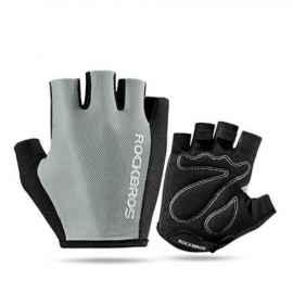Велоперчатки Rockbros S173 утепленные с поддержкой Touchscreen (Черный XXL)