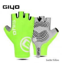 Велоперчатки Giyo S-02 XL с гелем (Желтый неон)