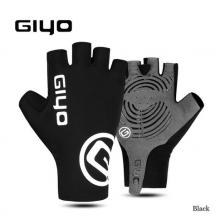 Велоперчатки Giyo S-02 XL с гелем (Черные)