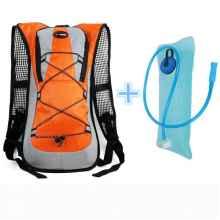 Велорюкзак ортопедический C18562 5L + гидратор 2L (оранжевый)