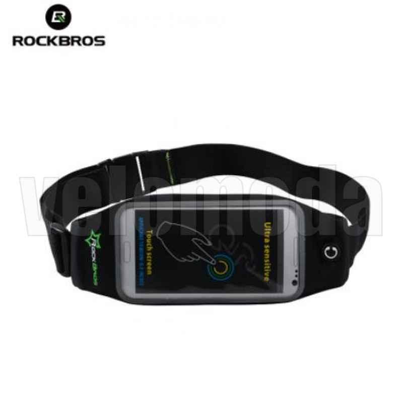 Поясная сумка Rockbros D22 (черная)