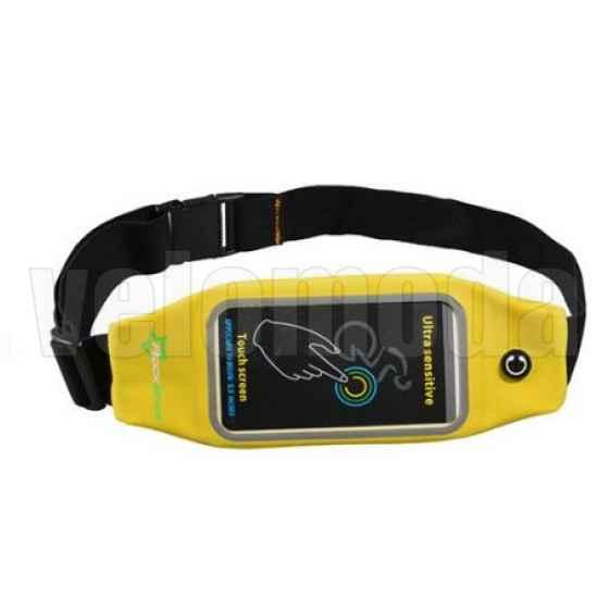 Поясная сумка Rockbros D22 (желтая)