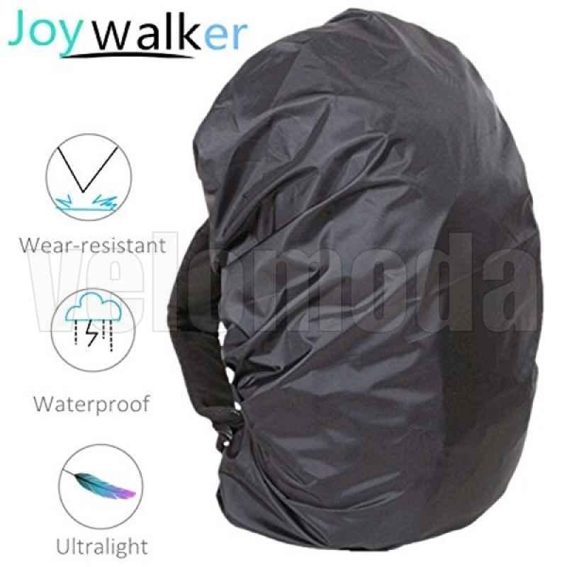 Дождевик для рюкзака водонепроницаемый L (45-60 л) (Чёрный)