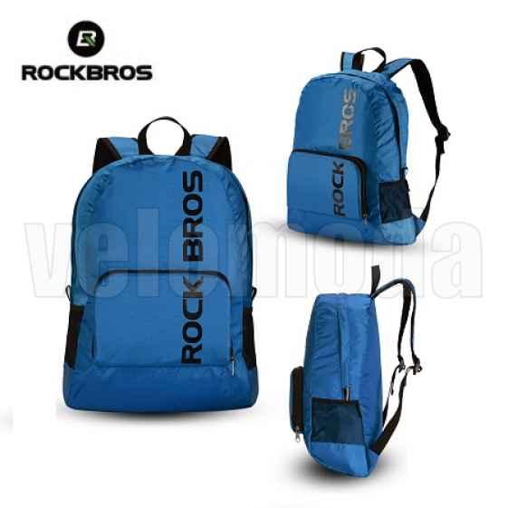 Велорюкзак трансформер Rockbros H10 (синий)
