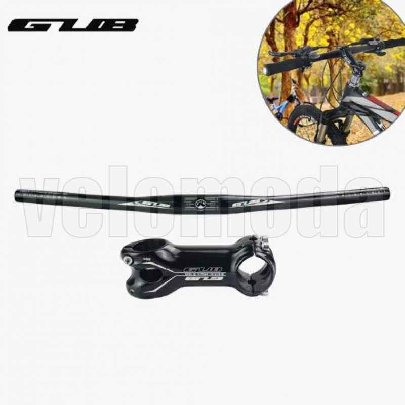 Руль для велосипеда прямой + вынос GUB TP-118