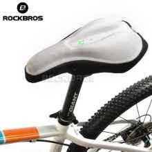 Накладка на седло велосипеда Rockbros LF021 (серый)