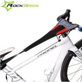 Велорюкзак Roswheel 15932 для активного отдыха 18 литров (черный-красный)