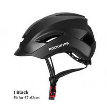 Велошлем Rockbros WT-099-BK (Чёрный)