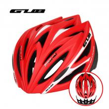 Велошлем Gub M1 (Красный с белым)