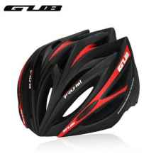Велошлем Gub M1 (Черный с красным)