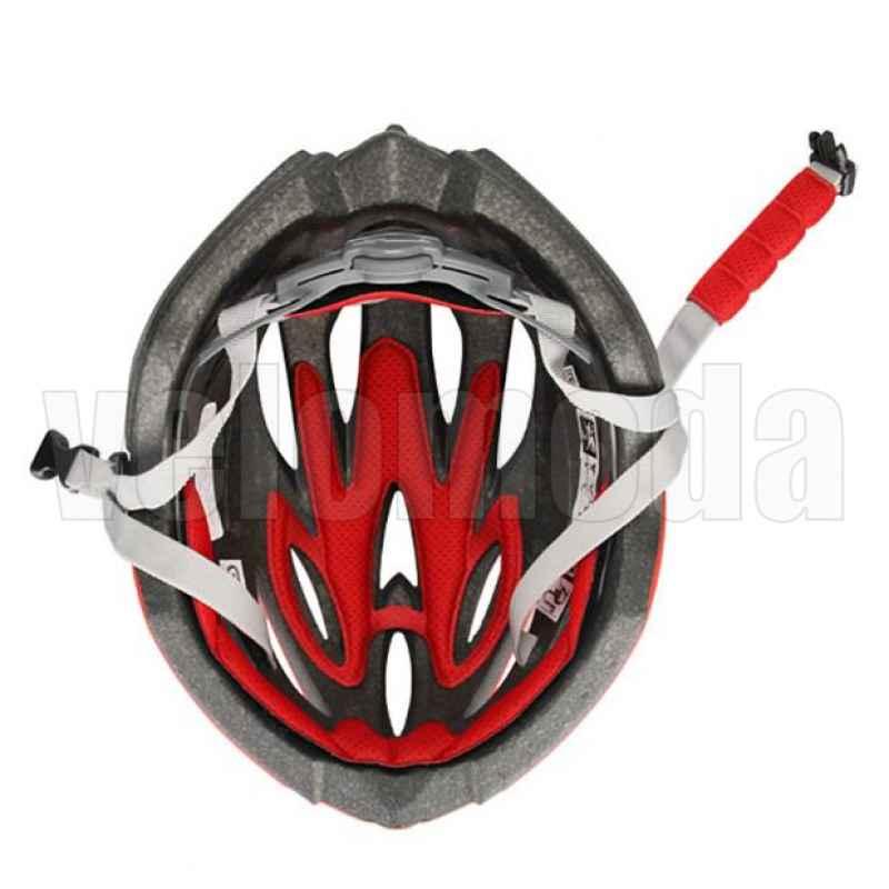 Велошлем Gub M1 (Черный с оранжевым)