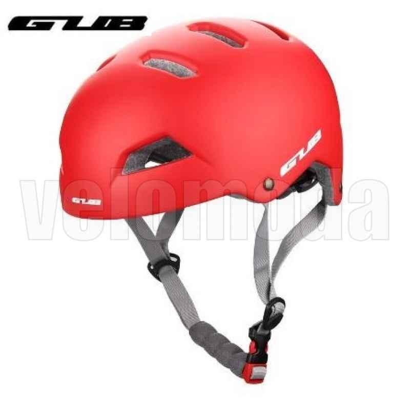 Шлем спортивный MTB Gub V1 (Красный)