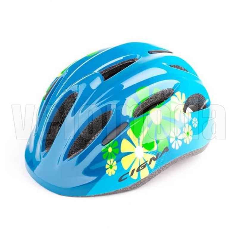 Шлем велосипедный детский Cigna WT-024 (Цветы)