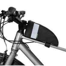 Велосумка на раму Sahoo 122003 (черная)