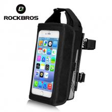 Велосумка с отделением для телефона на раму RockBros B52
