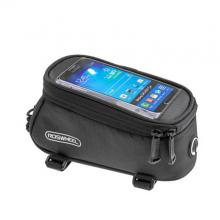 Велосумка на раму Roswheel 12496M-CA5 для телефона до 5,5 дюйма