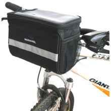 Сумка на руль велосипеда с карманом для планшета Roswheel