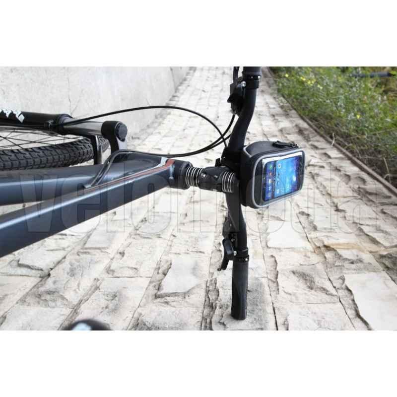"""Велосумка Roswheel 11810 на руль для телефонов до 6,0"""""""