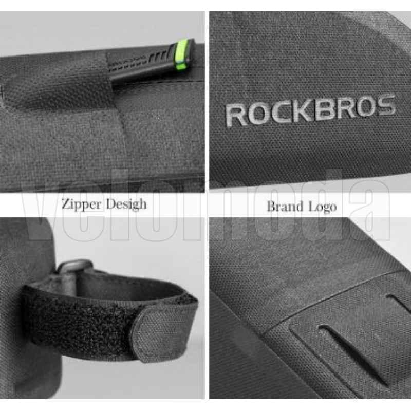 Велосумка на раму Rockbros AS-019 спортивная, аэродинамическая
