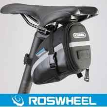 Велосумка под седло Roswheel 13196 (Черная)