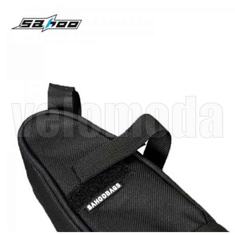 Велосумка под седло Sahoo 132004 (Черная)