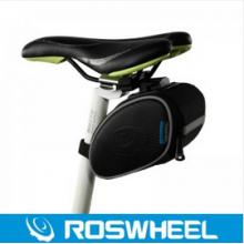 Велосумка под седло Roswheel Fast Clip (черная)