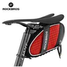 Велосумка под седло RockBros C16 (красная)