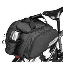 Велосумка на багажник Roswheel 141472 раскладная 8-14л