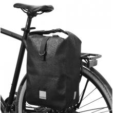 Велосумка на багажник Sahoo 142096 10л (Чёрная)