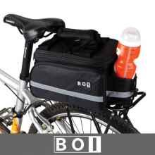 Велосумка на багажник Boi  (черная)