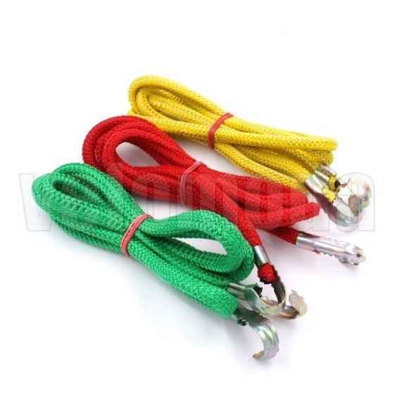 Резинка на багажник 150 см (красный/желтый/зеленый)