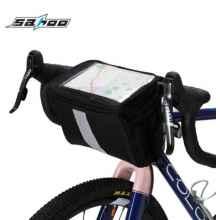 Сумка на руль велосипеда, самоката Roswheel 112001 с карманом для планшета