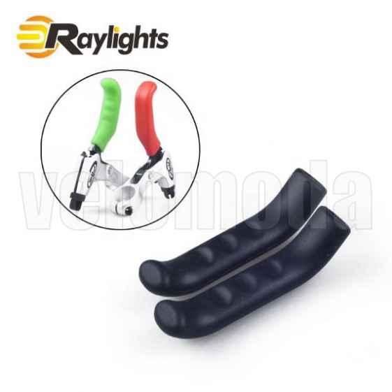 Силиконовые накладки на тормозные ручки (черный/красный/салатовый/синий)