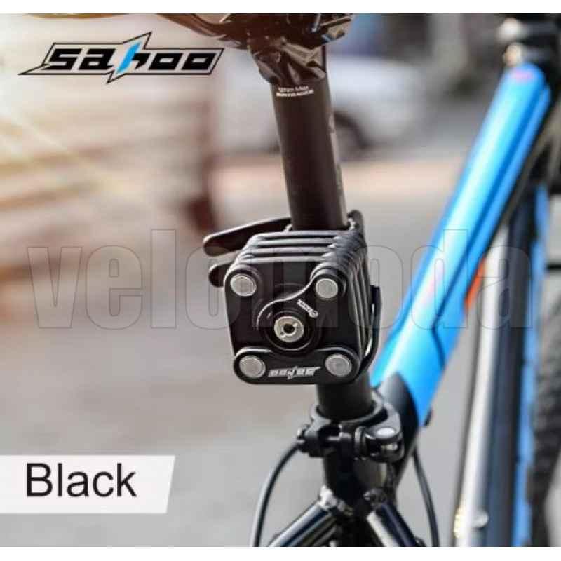 Велозамок Sahoo 841320 противокражный (кубик)