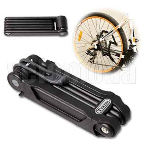Велозамок Tonyon YK1 противокражный (складной)