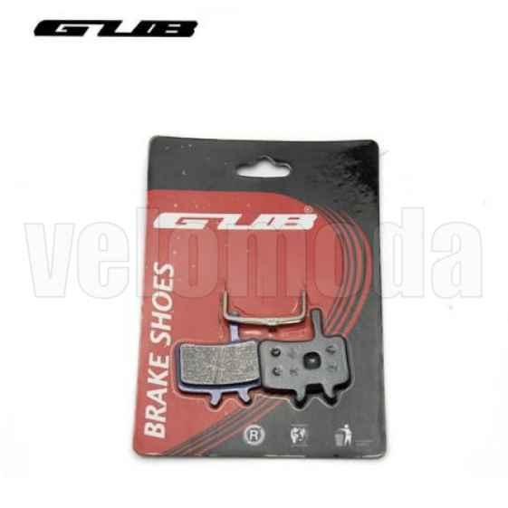Тормозные колодки GUB BP-11 для гидравлических тормозов Avid